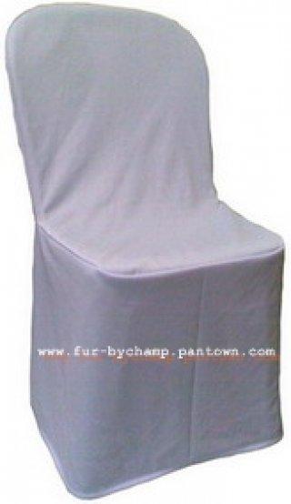 ผ้าคลุมเก้าอี้พลาสติก ผ้ามองค์
