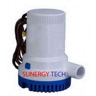 DC Water Pump Dip Type 7000 l/hr