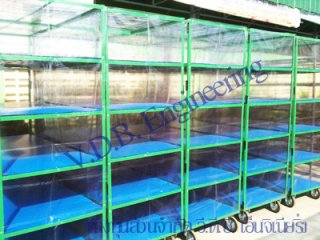Iron Pallets Made to Order