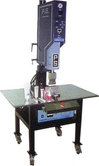 Tubing and clamping Machine