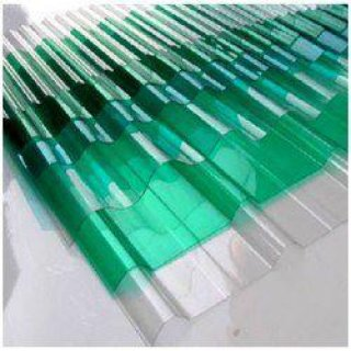 Ecoglass Translucent Sheeting Roof