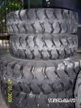 Solid Tires for Forklift 1-2.5 Tons
