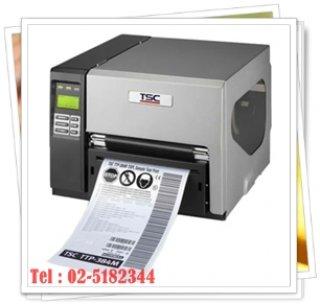 เครื่องพิมพ์บาร์โค้ด รุ่น TSC TTP 384M PLUS