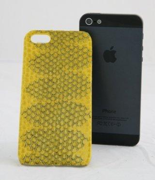 เคสหนังงูทะเล สีเหลือง