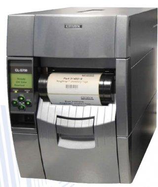 เครื่องพิมพ์บาร์โค้ด Citizen รุ่น CL-S700 Series
