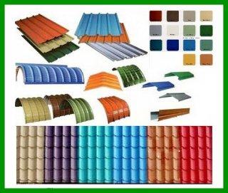 Distributor Steel Roofing