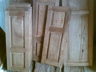 Buying and Selling Antique Wood