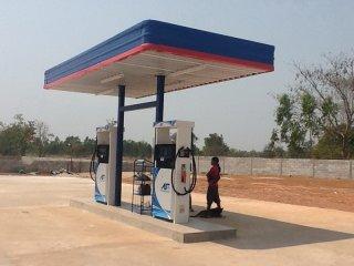 Petrol Station for Community
