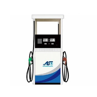 2 Nozzles Digital Fuel Dispensers