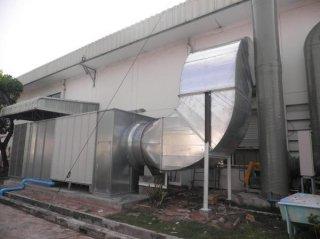 บริการติดตั้งเครื่องจักรในโรงงาน