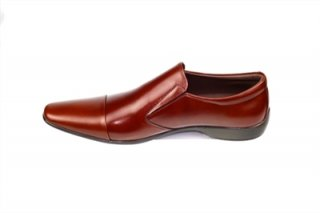 Business Shoes (Brown) CHALLENGE