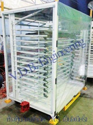 Palletization Rack