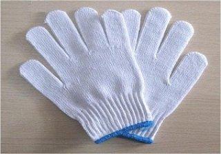 ถุงมือผ้าฝ้ายราคาถูก