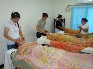 Massage Teaching