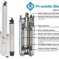 ปั๊ม FRANKLIN ELECTRIC SUBMERSIBLE PUMP 6Inc