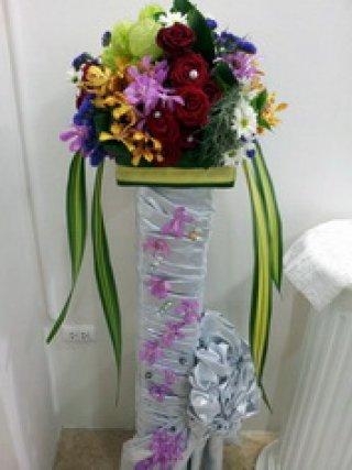 เรียนจัดดอกไม้ราคาถูก