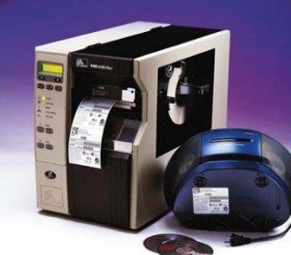 เครื่องพิมพ์บาร์โค้ด Zebra Xi™ Series