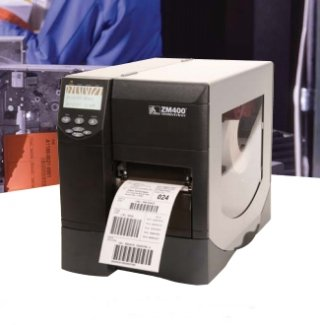 Bar Code Printer Zebra Z Series