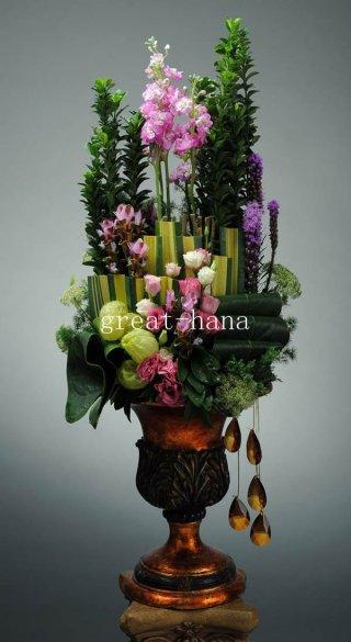 หลักสูตรการออกแบบจัดดอกไม้ 2