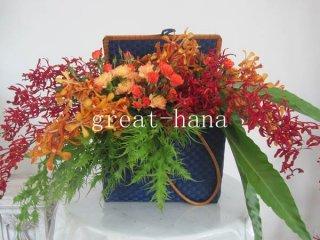 หลักสูตร Flower Basket