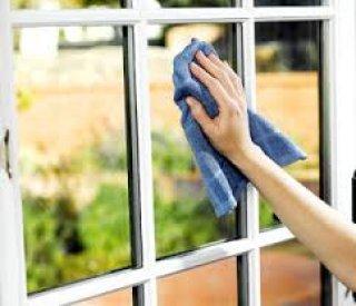 รับทำความสะอาดกระจก