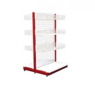 Shelves Rhino Shelves version of a page Rn 90-2 basket.120