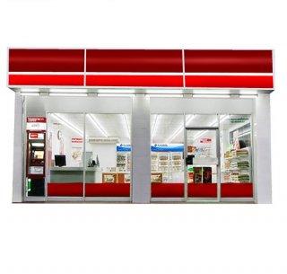 ออกแบบร้านมินิมาร์ท ร้านค้าปลีก พร้อมติดตั้งอุปกรณ์ครบวงจร