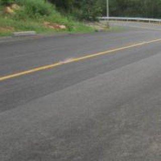 สีสำหรับตีเส้นถนน