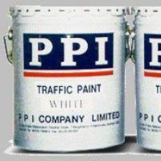 สีจราจร PPI