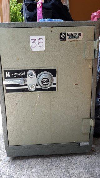 รับทำกุญแจตู้เซฟ