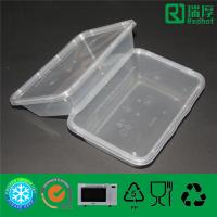 Kitchen Storage PP Food Container with Lids 500ml