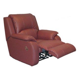 เก้าอี้โซฟาหนังแท้ปรับเอนนอน ASSET