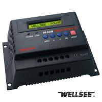 AUG Promotion WELLSEE WS-C4860 60A 48V solar panel controller