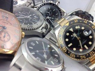 รับซื้อขายนาฬิกามือสอง