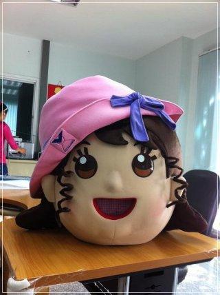 จำหน่ายและผลิตตุ๊กตามาสคอต
