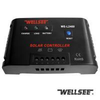 WELLSEE WS-L2460 60A 12/24V solar light controller