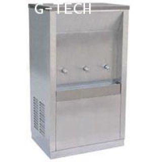 ตู้ทำน้ำเย็นสแตนเลส เย็น 3 ก๊อก