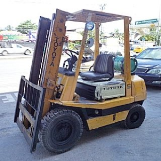 Toyota Forklift 2.5 Tons