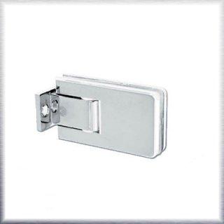 Shower Double Hinge 8-10 mm.
