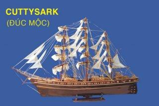เรือ CUTTY SARK จำลอง