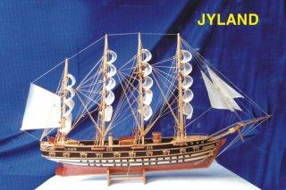 เรือ JYLAND จำลอง
