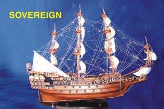 เรือ SOVEREIGN จำลอง