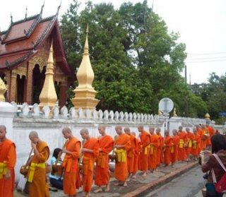 Luang Prabang, attractions of Laos