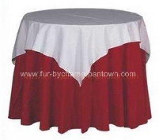 ผ้าคลุมโต๊ะกลม ผ้าคลุมโต๊ะเหลื่ยม