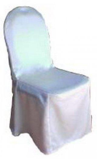 ผ้าคลุมเก้าอี้พลาสติก