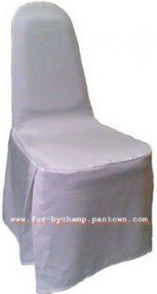 ผ้าคลุมเก้าอี้ ทวิชมุมด้านข้าง