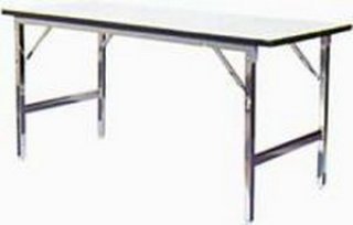 โต๊ะประชุมโฟเมก้าขาว