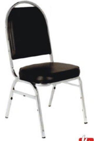 เก้าอี้จัดเลี้ยง ทรงพนักพิงตัวยู