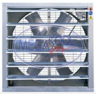 พัดลมระบายอากาศสำหรับโรงงาน