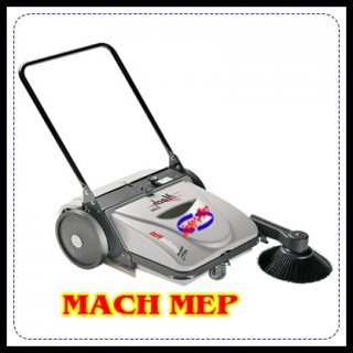 เครื่องกวาดพื้น อัตโนมัติรุ่น MACH MEP